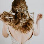 accessoire cheveux pour mariage boheme chic