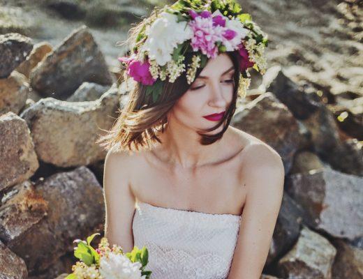 accessoires cheveux mariage boheme
