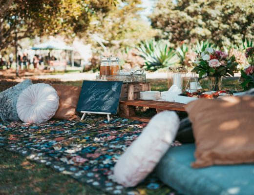 decoration de mariage boheme gipsy