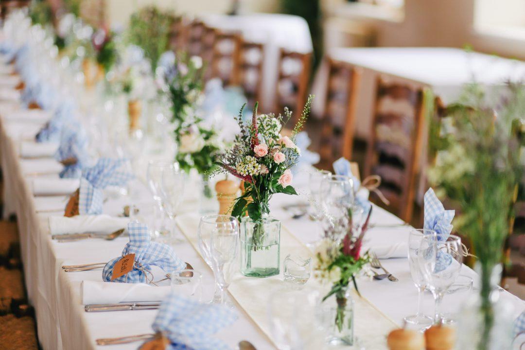 decoration de mariage champetre