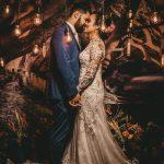 mariage boheme la tenue des maries