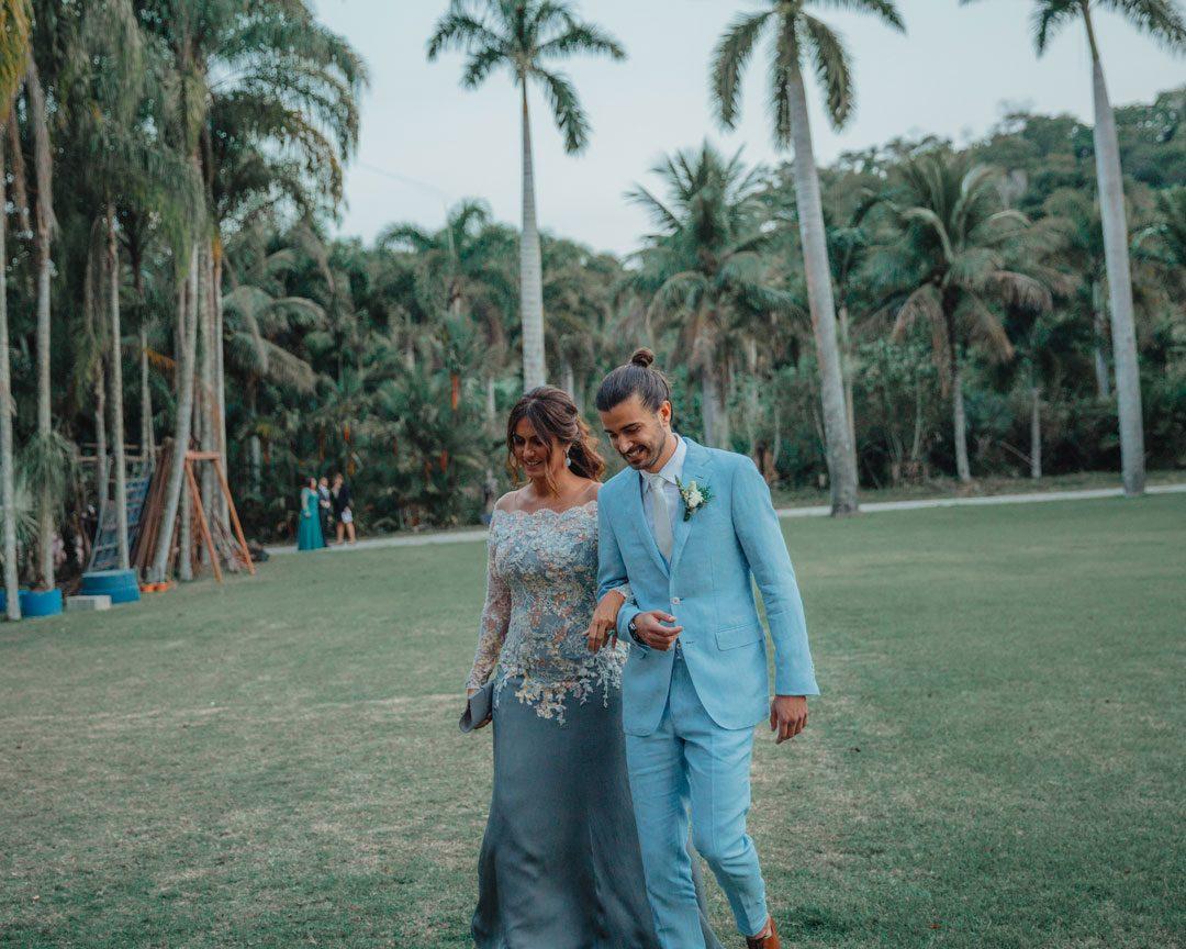 tenues d'invités de mariage bohème