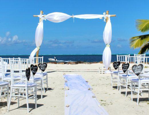 Comment organiser un mariage sur la plage ? Conseils